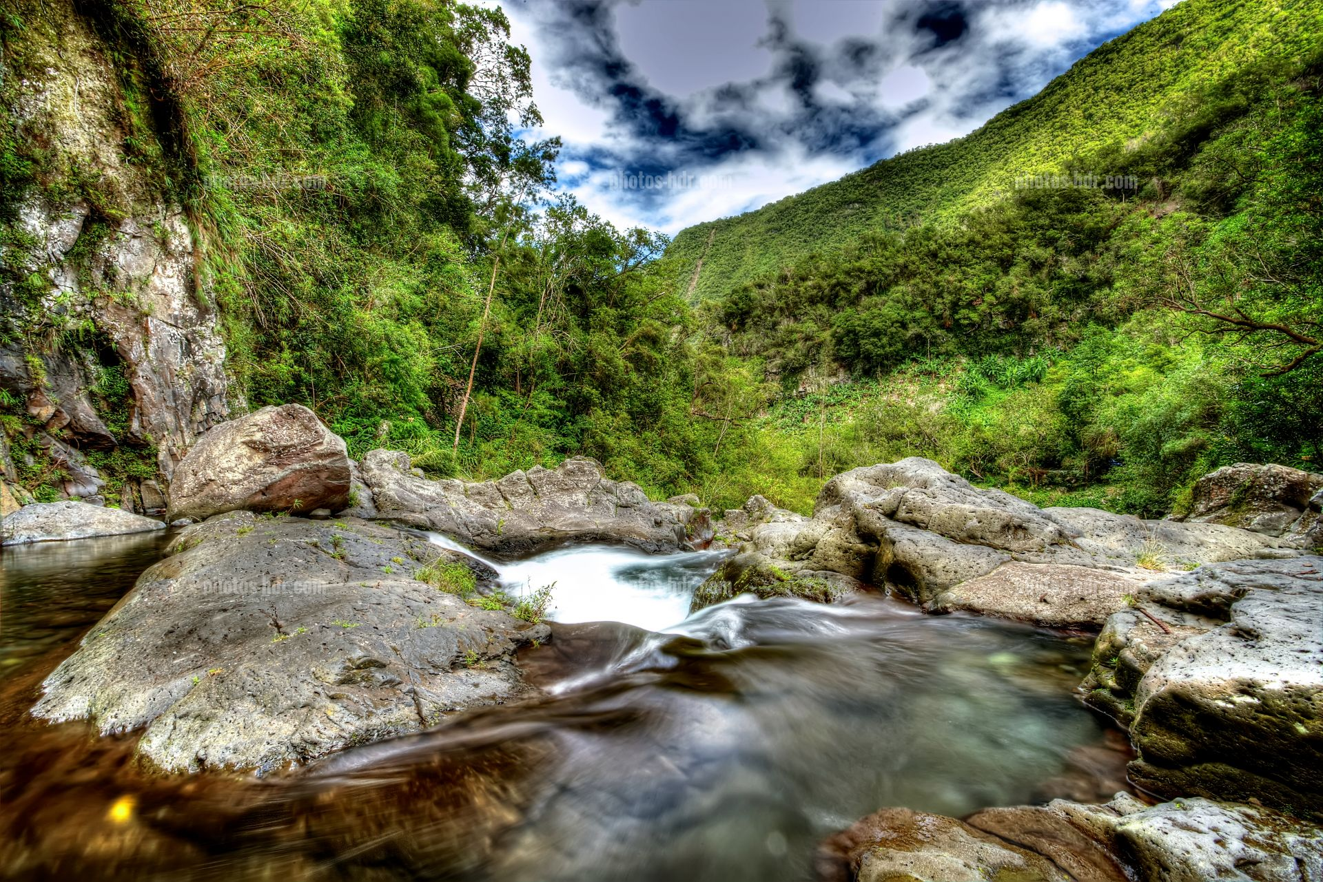 Photos hdr langevin photo langevin - Galet de riviere ...
