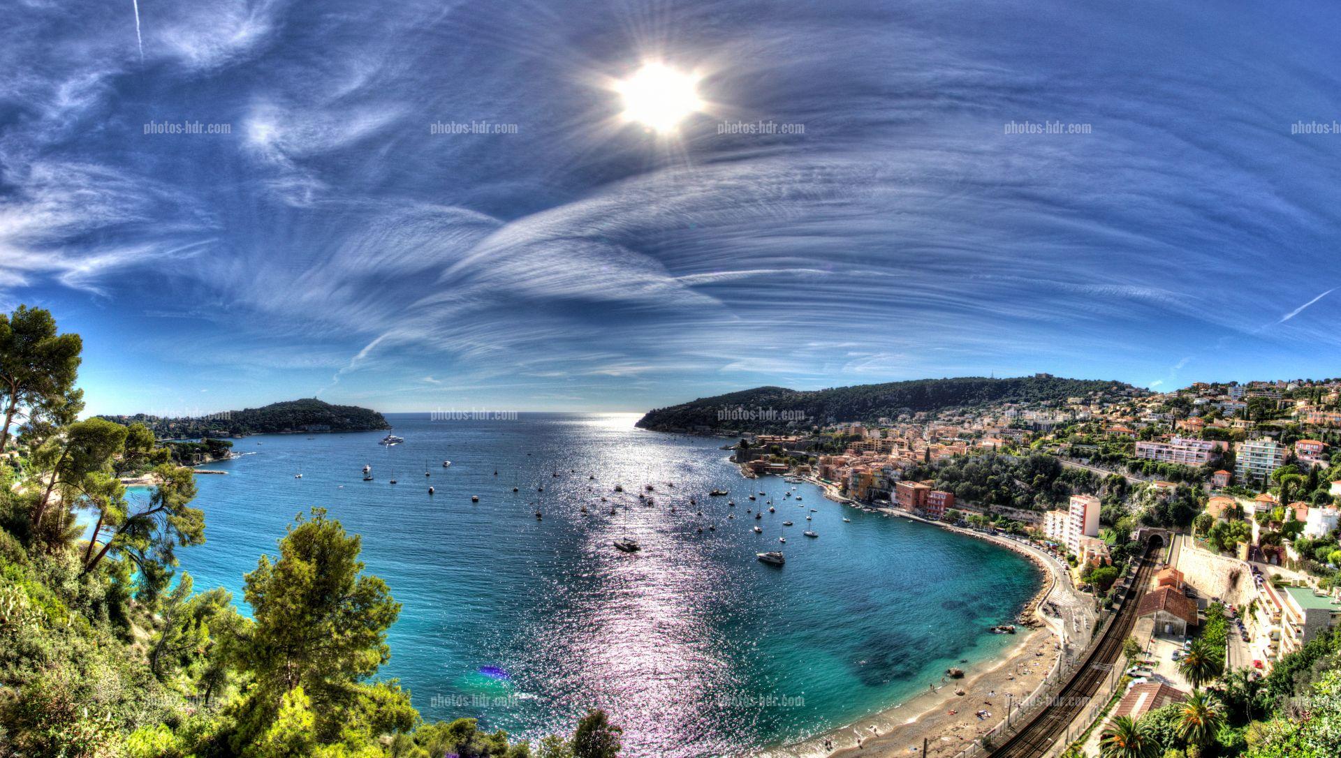 Photos hdr rade de villefranche sur mer photo rade de - Piscine de villefranche sur saone ...