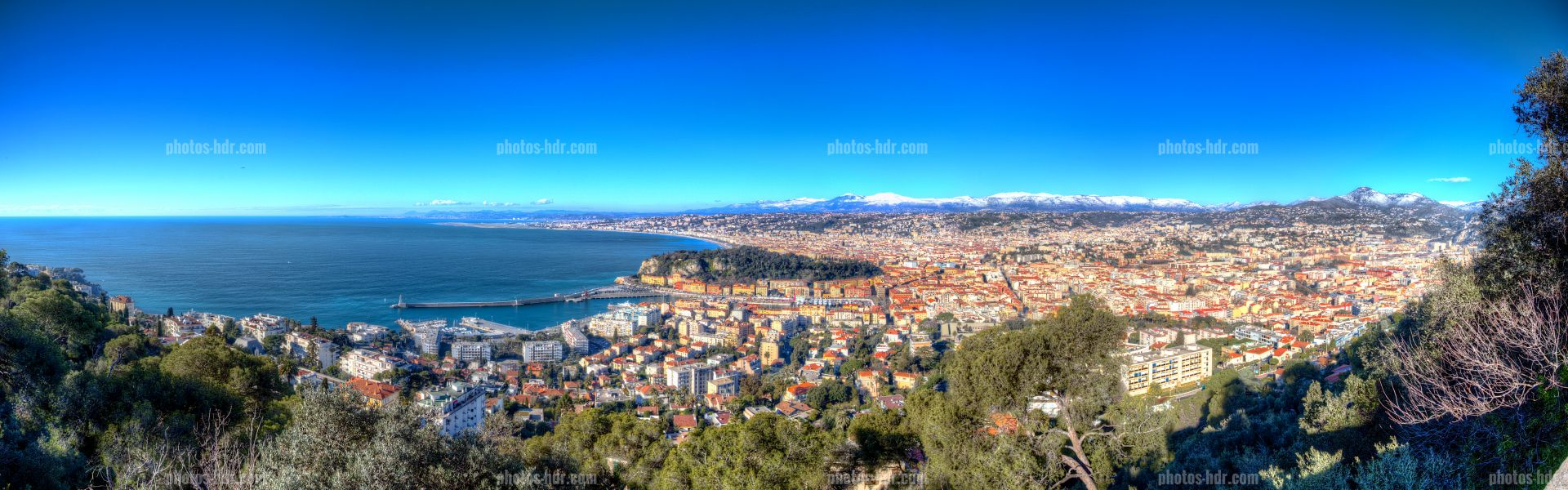 Photos hdr nice photo nice for Porte vue en anglais